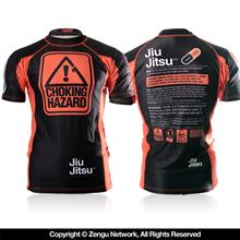 93 Brand Choking Hazard Rash Guard